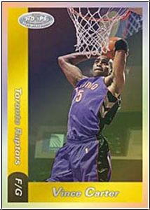 NBA 2000 / 01 Hoops Hot Prospects