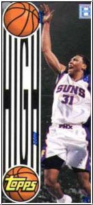 NBA 2001 / 02 Topps High Topps