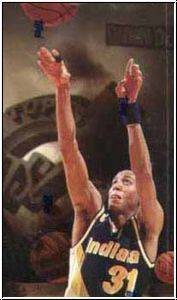NBA 1994 / 95 Topps Stadium Club Serie 1