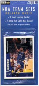 NBA 1997 / 98 Collectors Choice Team Set Orlando Magic