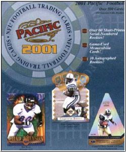 NFL 2001 Pacific