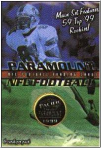NFL 1999 Pacific Paramount