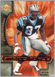 NFL 2000 Upper Deck Strike Force - No SF2 - Muhsin Muhammad
