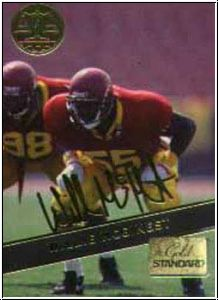 NFL 1994 Signature Rookies - No GS13 - Willie McGinest