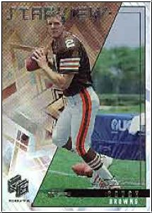 NFL 1999 Upper Deck HoloGrFX Star View - No S8 - Tim Couch