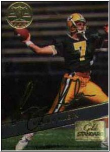 NFL 1994 Signature Rookies - No GS15 - Perry Klein