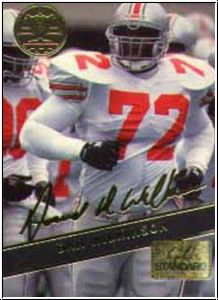NFL 1994 Signature Rookies - No GS17 - Dan Wilkinson