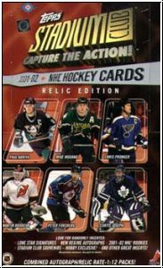NHL 2001-02 Topps Stadium Club