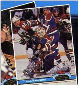 NHL 1991 Topps Stadium Club