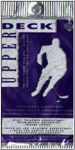 NHL 1994 / 95 Upper Deck Serie 2 bilingual Edition