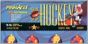 NHL 1994 / 95 Pinnacle Serie 1