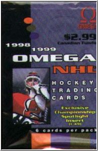 NHL 1998-99 Pacific Omega