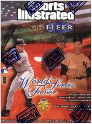 MLB 1998 Fleer Sports Illustrated World Fever
