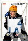 DEL 2019-20 CityPress DEL Jersey Card - No JC03 - Ross Mauermann