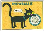 Simpsons 1993 SkyBox - No S 30 - Snowball II