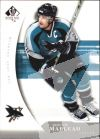 NHL 2005-06 SP Authentic - No 84 - Patrick Marleau