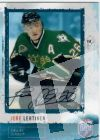 NHL 2006-07 Be A Player Signatures 10 - No 95 - Jere Lehtinen