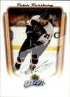 NHL 2005-06 Upper Deck MVP - No 443 - Peter Forsberg