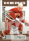NHL 2006-07 ITG Heroes and Prospects - No 3 - Brian Leetch