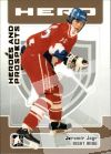 NHL 2006-07 ITG Heroes and Prospects - No 8 - Jaromir Jagr