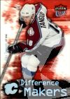 NHL 2006-07 Ultra Difference Makers - No DM9 - Alex Tanguay