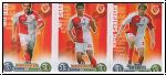 Fussball 2009 Topps Match Attax - Cottbus II komplettes Set