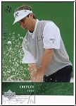Golf 2002 / 03 UD SuperStars - No 112 - Fred Couples