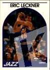 NBA 1989-90 Hoops - No 12 - Eric Leckner