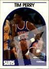 NBA 1989-90 Hoops - No 38 - Tim Perry