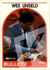 NBA 1989-90 Hoops - No 53 - Wes Unseld