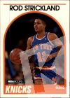 NBA 1989-90 Hoops - No 8 - Rod Strickland