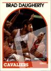 NBA 1989-90 Hoops - No 50 - Brad Daugherty