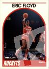 NBA 1989-90 Hoops - No 117 - Eric Floyd