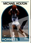 NBA 1989-90 Hoops - No 119 - Michael Holton