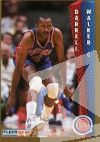 NBA 1992-93 Fleer - No 70 - Darrell Walker