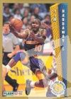 NBA 1992-93 Fleer - No 74 - Tim Hardaway