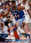 NBA 1992-93 Upper Deck Rookie Standouts - No RS18 - Walt Williams