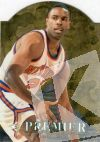 NBA 1994-95 SP Die Cuts - No D25 - Charlie Ward
