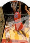 NBA 1994-95 SP Die Cuts - No D164 - Calbert Cleaney