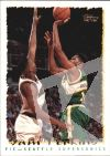 NBA 1994-95 Topps - No 181 - Sam Perkins