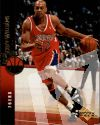 NBA 1994-95 Upper Deck - No 294 - Scott Williams