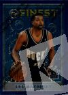 NBA 1995-96 Finest - No 66 - Lee Mayberry