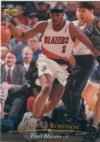 NBA 1996 Upper Deck German Kellogg's - No 2 - Clifford Robinson