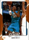 NBA 2008-09 Upper Deck MVP - No 101 - David West