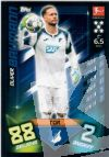 Fussball 2019-20 Topps Match Attax - No 155 - Oliver Baumann